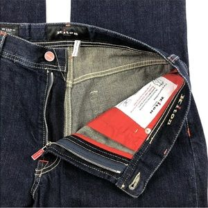 Kiton Jeans - Kiton Napoli Dark Wash Denim Jeans 34x34 EUC